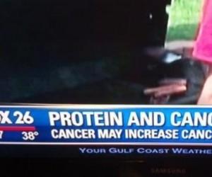 Rak może zwiększać ryzyko zachorowania na raka
