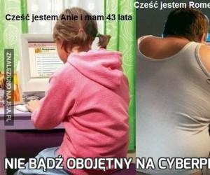 Nie bądź obojętny na cyberprzemoc!