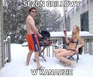 Sezon grillowy