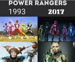 Nowi Power Rangers