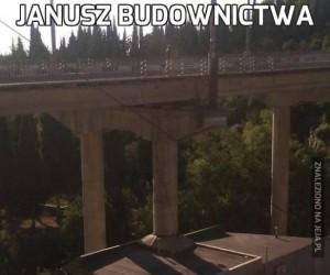 Janusz budownictwa