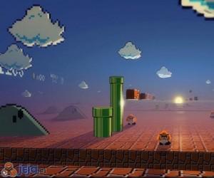 Z perspektywy Mario