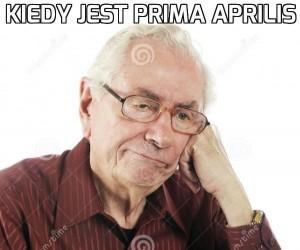 Kiedy jest prima aprilis