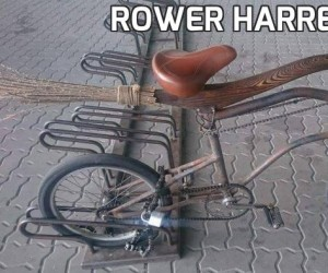 Rower Harrego