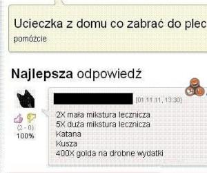 W internecie zawsze pomogą