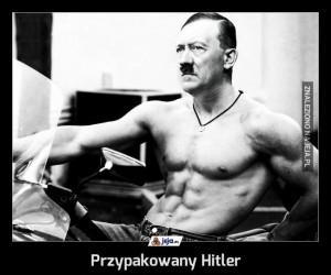 Przypakowany Hitler