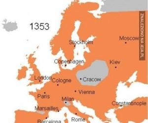 Dżuma w Europie