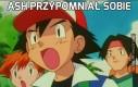 Ash przypomniał sobie
