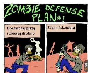 Jak przetrwać apokalipse zombie