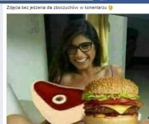 Zdjęcie bez jedzenia