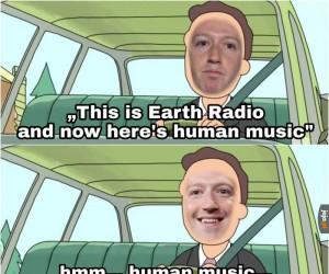 Ludzka muzyka to miód na uszy jaszczurek