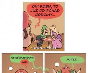 Problemy Mario