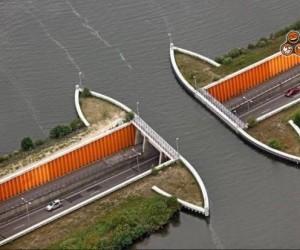 Kanał w Holandii