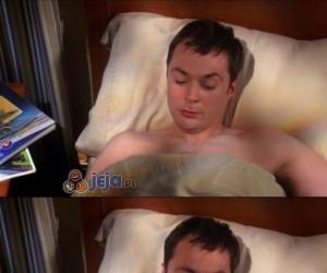 To uczucie, gdy budzisz się rano z...