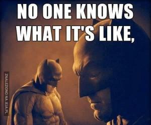 Ach, nikt nie wie...