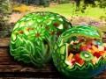 Artystyczny arbuz