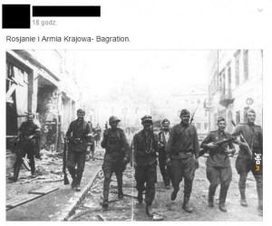 Rosjanie i Armia Krajowa