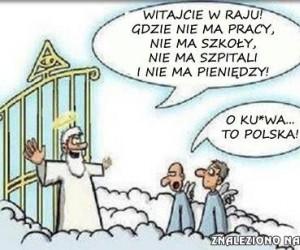 Witajcie w raju!