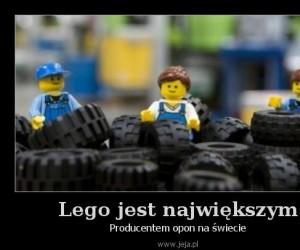 Lego jest największym