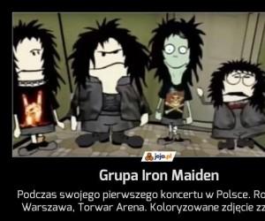 Grupa Iron Maiden