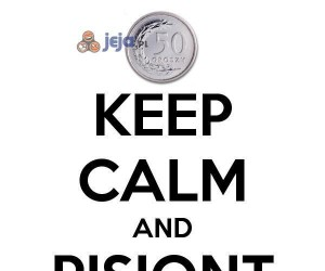 Keep calm and pisiont groszy