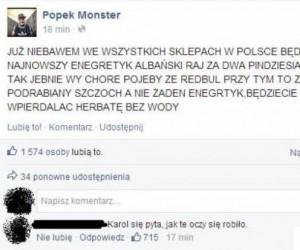 Popek i Albański Raj
