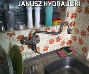 Janusz hydrauliki