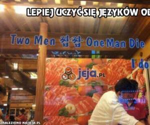 Nazwa restauracji w Korei