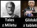Tales z Miletu - Gliński z Tabletu
