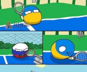 Tenis z Rosją jest niebezpieczny
