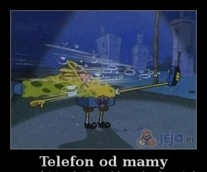 Telefon od mamy