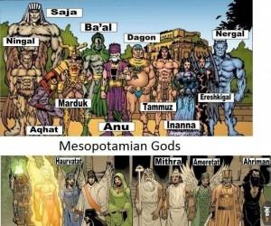 Bogowie