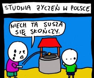 Studnia życzeń w Polsce