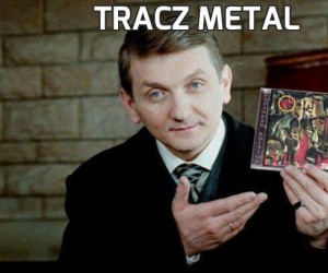 Tracz metal