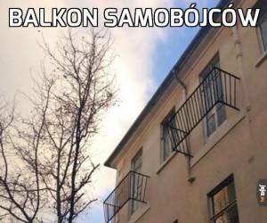 Balkon samobójców