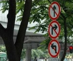 Zakaz jazdy