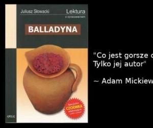 Recenzja Balladyny