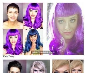 Magia makijażu!