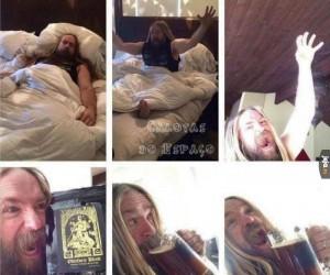 Jak budzi się prawdziwy mężczyzna