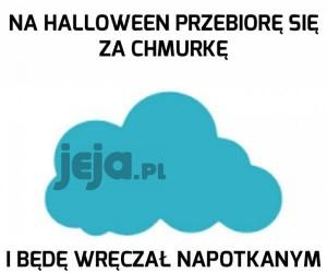Mam pomysł na strój Halloween!