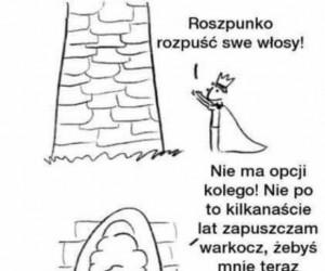 Współczesna Roszpunka