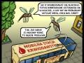 Sprytne komary