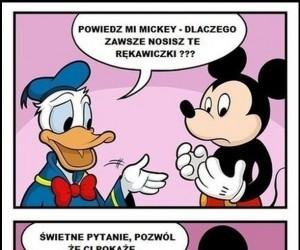 Tajemnica myszki Mickey