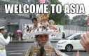 Witaj w Azji