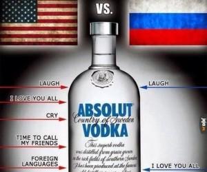 Zasady działania wódki