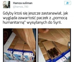 Pomoc dla Syrii