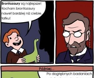 Dinozaury nigdy nie istniały
