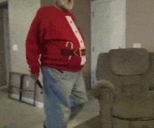 Dziadku, co ty wyprawiasz?!