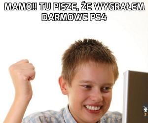 Darmowe PS4