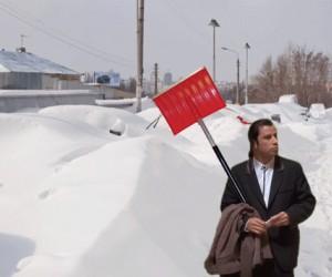 Kiedy nie pamiętam gdzie zaparkowałem po ciężkim śniegu